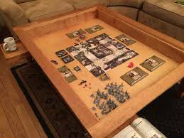 Wooden Game Table Plans Geek Chic Gone Build Your Own Gaming Table GeekDad 25