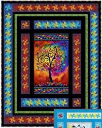 linda rosty (foxygma4u) on Pinterest & Panel Twist Quilt Pattern by Quilt Moments at KayeWood.com Adamdwight.com