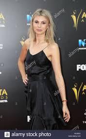 Sydney, Australia. 7 December 2016. Pictured: Abby Earl. Celebrities Stock  Photo - Alamy