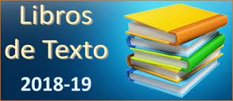 Resultado de imagen para LIBROS DE TEXTO 2018