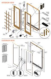 Door Parts Diagram - Enthusiast Wiring Diagrams •