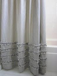 grey shower curtain grey chevron shower curtain target