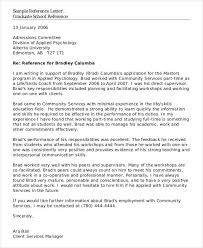School Reference Letter Template 7 Free Word Pdf Documents