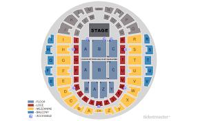 Hampton Coliseum Seating Chart Elcho Table