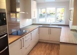 this is the related images of Garage Conversion Kitchen