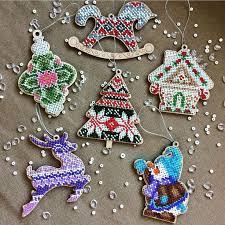 <b>Елочные</b> игрушки от Волшебной <b>страны</b> bead embroidered ...