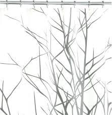 modern grey shower curtain. Modern Shower Curtains Cute Trendy Winsome Grey Curtain Concept Full C