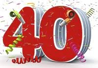 Glückwünsche Zum 40 Geburtstag Geburtstagswünsche
