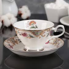 "<b>Чайная пара 200 мл</b> ""Версаль"", блюдце 13,5 см (3613890 ..."
