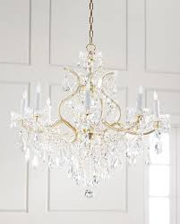 quick look prodselect checkbox maria theresa 9 light clear crystal chandelier