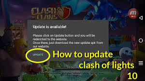 Clash Of Lights 10 Update 2019 How To Update Clash Of Lights