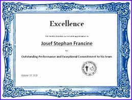Certificate Of Excellence Template Word 100 Certificate Of Excellence Template ExcelTemplates ExcelTemplates 57