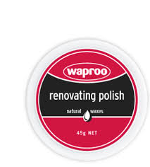 Waproo Colour Chart Waproo Renovating Polish