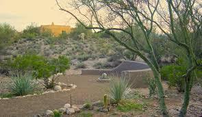 Landscape Design Oro Valley Mid Mod Design Landscape Design Secret Garden In Sonoran