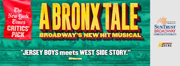 Bronx Tale Theater Seating Chart A Bronx Tale Dpac Official Site