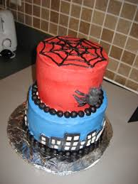 Spiderman Birthday Cake For 4 Year Old Cakecentralcom