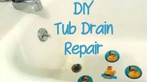 how to clog bathtub drain bathtub drain wonderful bathtub drain stopper cover removal com in clogged