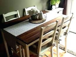 ikea dining table set ning table sets white round set room furniture tables legs extenng ning
