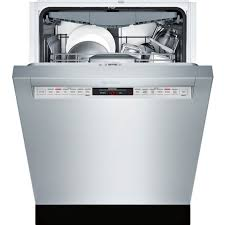 Bosch Small Kitchen Appliances Bosch 800 Series 24 In Recessed Handle Dishwasher Dishwashers