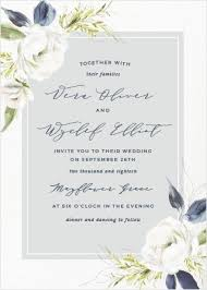 wedding invitation design templates wedding invitation templates match your color style free
