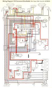 auto wiring diagram 1966 vw karmann ghia models wiring diagram this is wiring diagram for 1966 volkswagen karmann ghia models the volkswagen karmann ghia is a 2 2 coupe and convertible marketed from 1955 to 1974 by