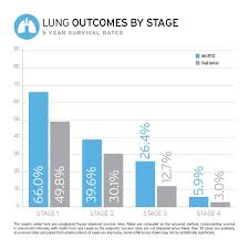 Stage 4 Lung Cancer Survival Rate Lung Cancer Outcomes Moffitt Cancer Center