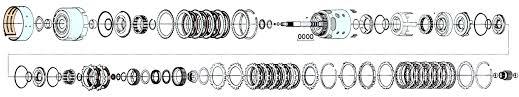 4l60e 3 4 clutch pack diagram awesome sonnax 076 capsule check 4l60e 3 4 clutch pack diagram fresh 4l60e assembly