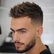 54 Coupe De Cheveux Homme Avec Trait