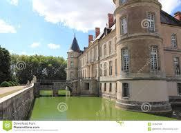 Castle Of Haroué In Lorraine Stock Photo - Image of landmark, east ...