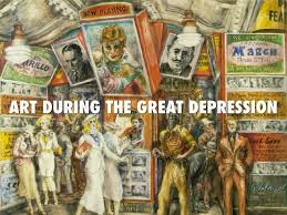 art during the great depression by cherrycupcakes art during the great depression