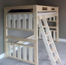 Gorgeous S This Rope Ladder Bunk Bed ...