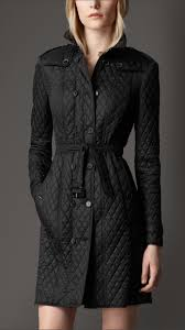 Burberry Long Quilted Trench Coat 38503481 - iLUXdb Luxury Database & burberry-long-quilted-trench-coat-38503481_001 - iLUXdb.com - Adamdwight.com