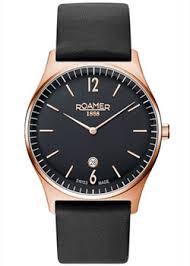 <b>Часы Roamer 650.810.49.60.05</b> - купить <b>мужские</b> наручные часы в ...