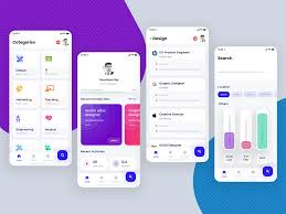 Design App Free Job Portal App Free Adobe Xd Ui Kit Thememockup