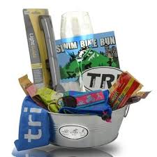 our tri gift basket is perfect for any triathlete our tri basket is filled with great running gifts for your favorite triathlon