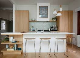 mid century modern small kitchen design ideas freshome com