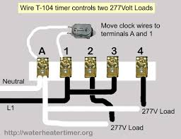 t 104 control 120v load 277 two loads 800 intermatic t104r wiring 277 volt wiring diagram t 104 control 120v load 277 two loads 800 intermatic t104r wiring diagram