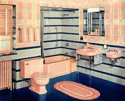 1940 Bathroom Design Simple 48s Bathroom Guardianrom