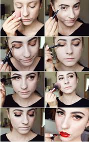 snow white halloween makeup tutorial simple to re create and easy to remove with