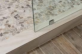 3 texture title mix river stone marble faux tile wood