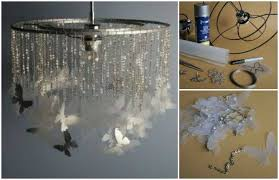 erfly chandelier mobile diy tutorial diy plastic jug erfly mobile