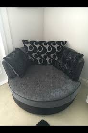 immaculate dfs farrow swivel chair