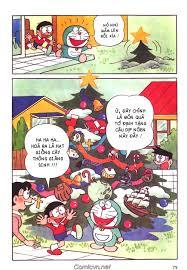 Doraemon màu : 110: hạt giống cây thông noel Truyện Tranh