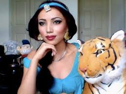 disney 39 s princess jasmine make up tutorial