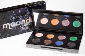 <b>Urban Decay Moondust</b> Eyeshadow Palette — Палетка <b>теней</b> ...