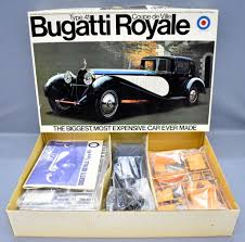 This was followed by a type 41 royale park ward, the third and last. Unbuilt Entex Bugatti Royale Type 41 Coupe De Ville Sep 18 2020 Toystrainsandotheroldstuff Llc In In