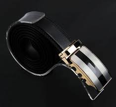 Leather Belt Display Stand Custom Thickened 32MM High Quality Acrylic Belt Display Stand S Shape