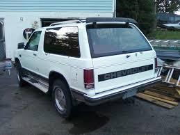 chevy8910 1989 Chevrolet S10 Blazer Specs, Photos, Modification ...