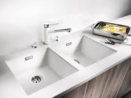 Modern Kitchen Sink Faucets Sinks Beautiful Glass Tile Backsplash For Acrylic Divided Kitchen