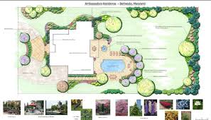 backyard design plans. Marvelous Backyard Design Plans | Home Interior Ideas 2017 With Garden Layout H